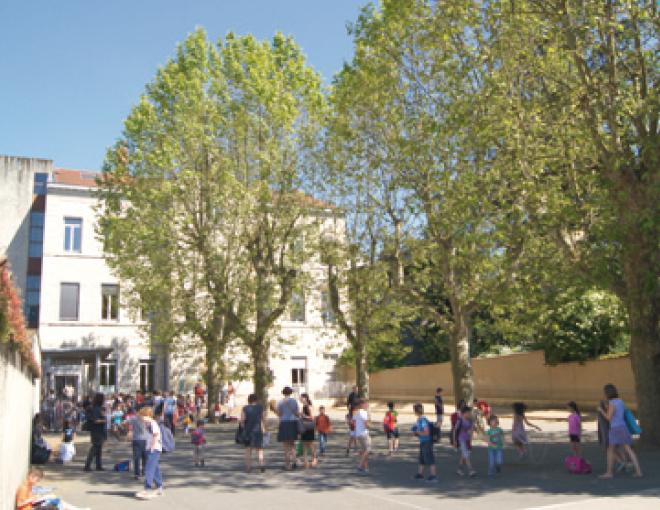 Ecole Sainte Blandine à Ecully