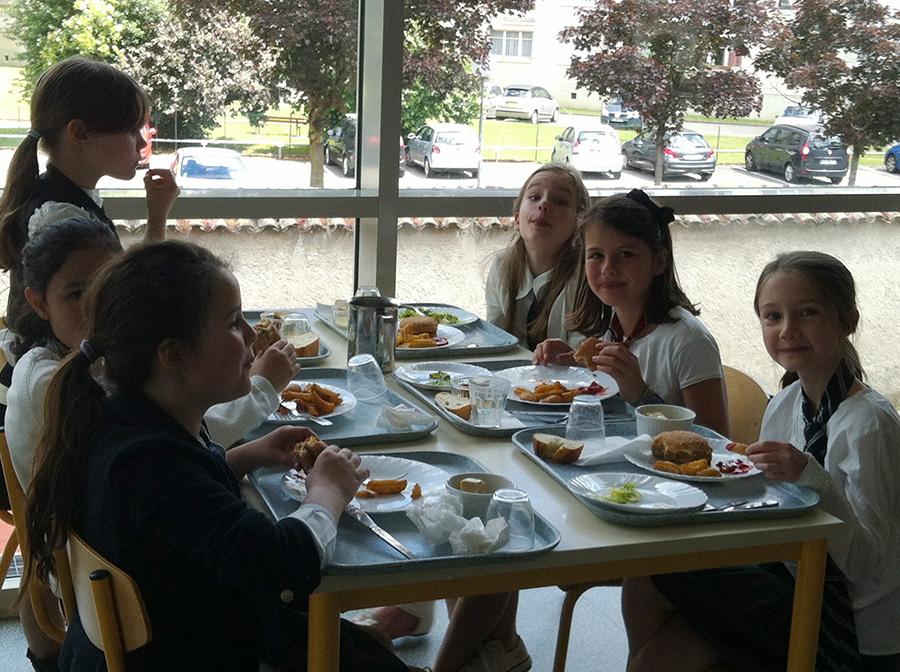 Journée anglaise Ecole Sainte Blandine Ecully